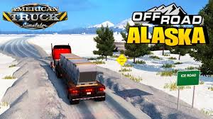 truck pack v1 5 american truck simulator mods ats mods usa offroad alaska map v 1 6 by rob viguurs for ats american