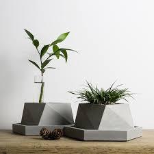 aliexpress com buy new arrival concrete flower pot mold diy