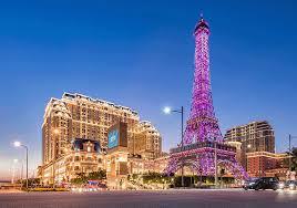 eifel tower macau eiffel tower must visit in parisian the parisian macao