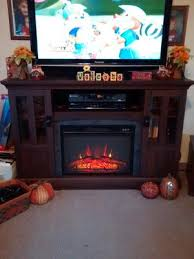 electric fireplace walmart black friday whalen media fireplace console for tvs up to 60