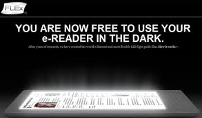 flexible led lighting film new flexible led light film brings light to ereaders the ebook