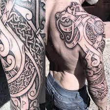 sean parry tattoo tattoo neonordico pinterest tattoo