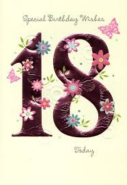 happy 18th birthday greeting card cards love kates