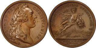 chambre de commerce de rouen medal louis xv chambre de commerce de rouen 1752 duvivier