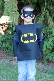 batman halloween costume toddler no sew super hero costumes tutorial dragonfly designs