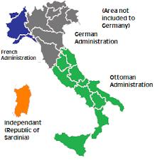 New Ottoman Empire Partition Of Italy New Ottoman Empire Alternative History