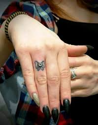 tattoo on finger bow beautiful tiny finger tattoos for women women s lifestyle