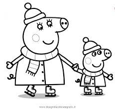 peppa pig friends colouring pages peppa pig friends