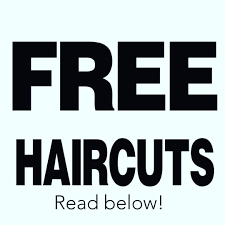 hey ladies free haircuts with any color service for the remainder