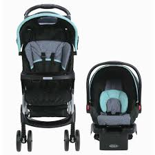 Graco Replacement Canopy by Graco Literider Click Connect Travel System Car Seat And