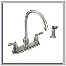 moen stainless steel kitchen faucet moen stainless steel kitchen faucet sinks and faucets home