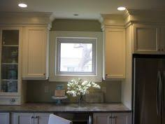 Lidingo Kitchen Cabinets Ikea Lidingo Kitchen Installation With Crown Molding Add Crown