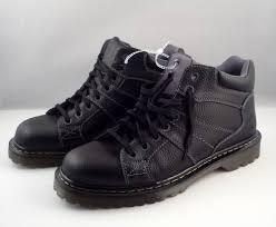 new dr martens harrisland mens boots black size 10 medium mens