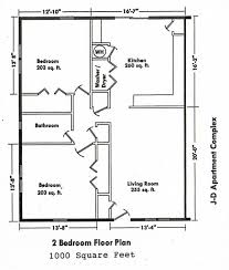 two bedroom ranch house plans floor plan bright and cheerful two bedroom small house plans
