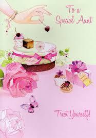 card invitation design ideas special aunt birthday card water