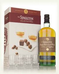 food gift sets singleton of dufftown 15 year classic malts food gift set