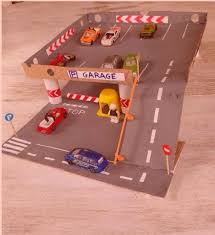 Plan Toys Garage Reviews by 70 Best Diy Toy Car Race Tracks Build Your Own Images On Pinterest