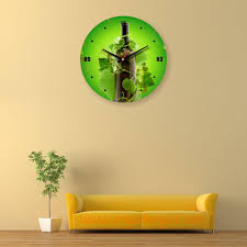 promotion creative product poster wall clock buy poster wall
