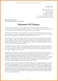 sample statement of purpose for consulting job cover letter