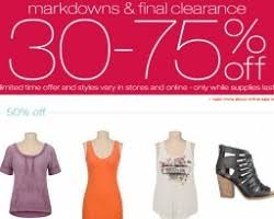 maurices black friday 2017 deals sales