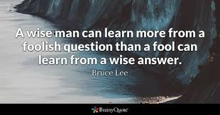 Your Facebook Friends Could Learn A Lot From Bill - learn quotes brainyquote