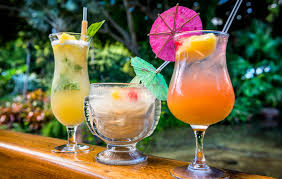 cocktail drinks on the beach recipes u0026 mixology koloa rum company