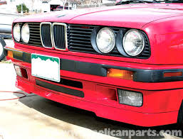 Bmw E30 Rear Valance Bmw E30 3 Series Bumpers And Grilles Pelican Parts Guest
