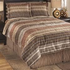 Earth Tone Comforter Sets Signature Design By Ashley Wavelength Jewel Comforter Set