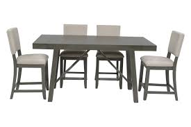 nebraska counter height dining room mor furniture for less