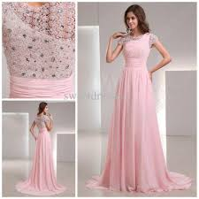 pink prom lace dress trends for fall gossip style