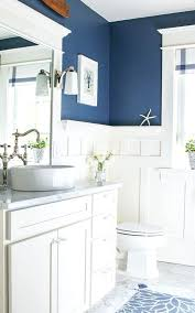 black and blue bathroom ideas blue and white bathrooms navy blue and white bathroom ideas