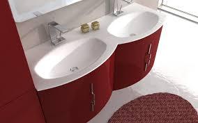 bagno arredo prezzi arredo bagno con doppio lavabo in ceramica o cristallo
