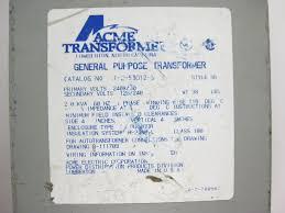 t 2 53012 s acme t 2 53012 s sr transformer cnc parts dept inc