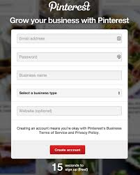 Creating An Email Address For A Business by Pinterest For Business Your Guide To Getting