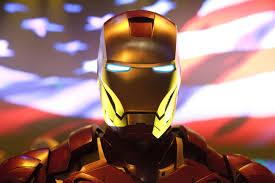 Iron Man Wallpaper Iron Man Usa Flag 4k Movies 5851