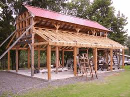 How To Build A Lean To On A Pole Barn 388 Best Barns U0026 Country Life Images On Pinterest
