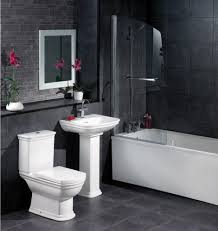 black bathroom floor tile zamp co