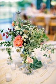 Small Flower Vases Centerpieces Best 25 Wildflower Centerpieces Ideas On Pinterest Table