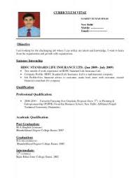 A Simple Resume Example by Examples Of Resumes Perfect Resume Outline My Sample Blue