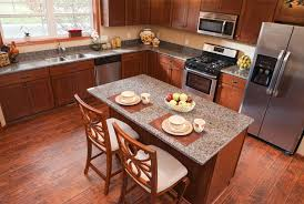 is laminate flooring good for kitchens and bathrooms