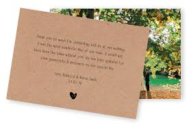 Words For Wedding Thank You Cards 5 Wording Ideas For Your Wedding Thank You Cards U2013 For The Love Of