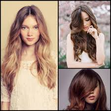 light hair colors for dark hair softened ombre hair color inspiration spring ombre subtly fades
