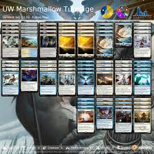 Zoo Deck Mtg Standard by Weekly Update Nov 1 Shadows Over Innistrad Marshmallow Tutelage