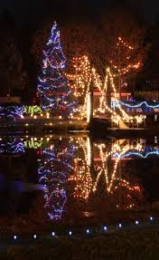 best holiday light displays near dayton ohio