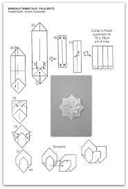 mandala tambá tajá diagrama falk brito origami pinterest