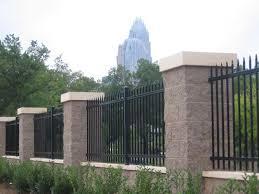 Decorative Metal Fence Panels Ameristar Welded Steel Fence Panels Fence Depot