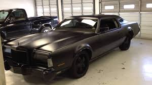 1966 lincoln continental blacked out maxresdefault the