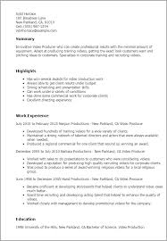 Soccer Coach Resume Samples by Video Resumes Samples 15 Video Resume Example Event Specialist