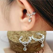 cheap clip on earrings 109 best earings images on curls ears and stud earring