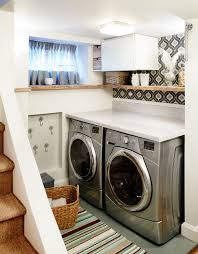 Contemporary Laundry Room Ideas The Room I Gave Up On Snazzy Little Things